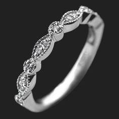 MiaDonna — Amore Vintage Wedding Set