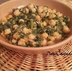 I ceci in zimino o zemin sono una zuppa di legumi e bietole aromatizzata con funghi secchi tipica della cucina ligure, originariamente preparata a Natale.