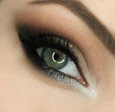 """Save My Night"" by gajewska.wiktoria using the Makeup Geek Hipster and Vanilla Bean eyeshadows."