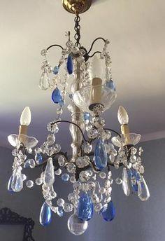 546f1701e906eafbe4e3bce4764f3c76  wall lights bleu 10 Merveilleux Lustre à Pampilles Kjs7