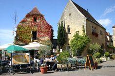 Domme, Sarlat-la-Canéda, Dordogne, Aquitaine, France