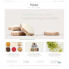 Week 2: List of clean and minimalistic web design