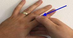 Apasă-ți degetul arătător timp de 60 de secunde: Întreaga lume este uimită de efectul pe care acest truc îl are asupra organelor! Natural Health Remedies, Salvia, Mai, Pandora, Yoga, Healthy, Palms, Per Diem, Knowledge