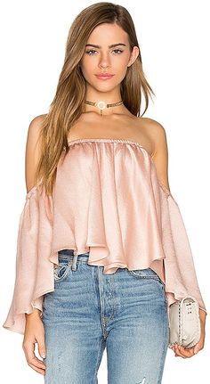 online shopping for Backstage Rianna Top from top store. See new offer for Backstage Rianna Top Casual Outfits, Summer Outfits, Cute Outfits, Fashion Outfits, Womens Fashion, Made Clothing, Clothing Labels, Blouse Sexy, Look Girl