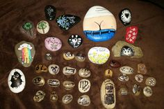 All my rocks so far