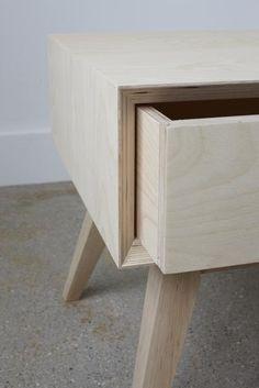 Plywood Coffee Table – Urbansize