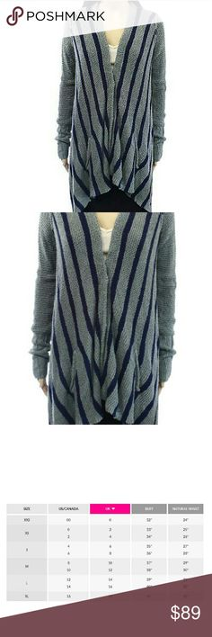 Free people circle back blue cardigan Super cozy cardigan from free people. Oversized fit so could work for S-XL. Never worn! 84% cotton 16% rayon. Originally 128$ Free People Sweaters Cardigans