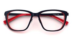 Discover Osiris Women s Glasses OSIRIS This Blue frame is . Other lens  options and treatments are available too. 15946bed46b2c