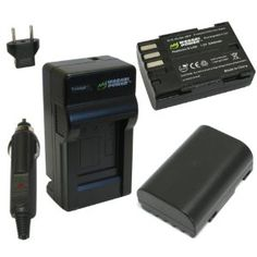 Wasabi Power Battery and Charger Kit for Pentax D-LI90 and Pentax 645D, K-01, K-5, K-5 II, K-5 IIs, K-7 by Wasabi Power. $26.99. The Wasabi Power DLI90 Power Kit includes: 2 Hi-Capacity DLI90 batteries with premium Japanese cells, 1 mini rapid charger (110/240V) with fold-out AC prongs, Car adapter to charge from your vehicle's DC/lighter outlet, European plug adapter for travel. All items meet or exceed OEM standards and come with a 3-year manufacturer warranty.