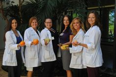 Our wonderful dietitian staff is dedicated to advising and helping our patients lead a healthy lifestyle as well as achieving specific health-related goals.