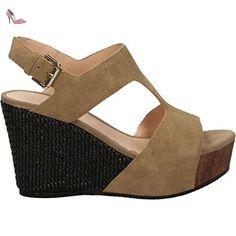 Cafè Noir Femme , HG682, SABBIA, 38 - Chaussures caf noir (*Partner-Link)