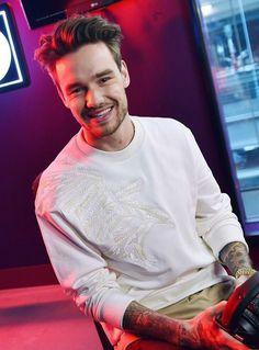 Liam at BBC Radio