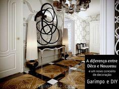 Ellen Luz: A diferença entre Art Nouveau e Art Dèco. Veja no blog