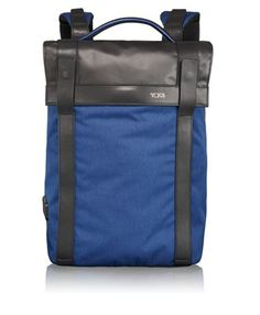 Kent Flap Backpack - Tahoe - Tumi United States 99dbcdc9492c6