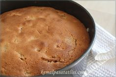tarçınlı elmalı kek