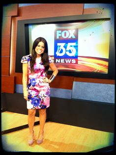 #OOTD: Fox News Segment!