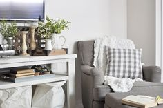 Cheap Ways to Make Your Living Room Look Fancy