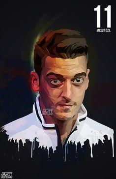 Image of Mesut Özil