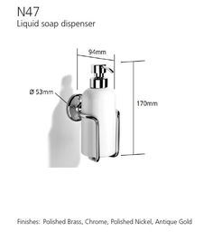 detail plus prestige pristeen quality accessories for the bathrooms and kitchen in your home. Liquid Soap, Polished Nickel, Soap Dispenser, Powder Room, Bathroom Hooks, Antique Gold, Bathrooms, Chrome, Towel