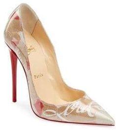 b47c74b07f1 Christian Louboutin So Kate 120 Kraft Paper Stilettos. Ruth Damaris · Shoes...how  gorg