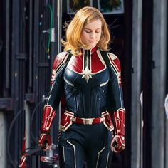 "6,736 Likes, 123 Comments - MARVEL AND DC (@marvel_dc_squad) on Instagram: ""- Do you like Brie Larson As Captain Marvel? - Everything Of MARVEL AND DC! - #justiceleague…"""