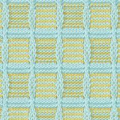 Rácsos minták | Kötni jó - kötés, horgolás leírások, minták, sémarajzok