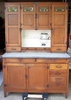 Hoosier Cabinet Items | EBay