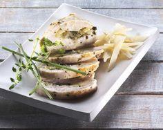 Dietamaker: Petto di pollo alle erbe e limoni. #cucinaitaliana #ricettefacili #vitamaker #dieta #pollo #limone