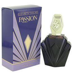 Passion by Elizabeth Taylor Perfume Women 2.5 oz Eau de Toilette Spray Sealed #ElizabethTaylor