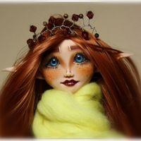 ~***~Интерьерные куклы Юлии Милаш~***~