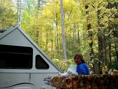 Ups and downs of an Aliner (pun intended) (As you may know, I don't recommend pop-up trailers or campers for full-timers because I believe their disadvantages outweigh their advantages. However, the Aliner pop-up trailer solves all the problems but has…Read more ›