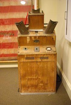 shoe store x machine