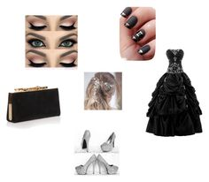 A fashion look from January 2017 featuring prom gowns, high heeled footwear and man bag. Browse and shop related looks. Jimmy Choo, Fashion Looks, Shoe Bag, Polyvore, Stuff To Buy, Design, Women, Design Comics