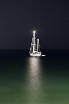 Otranto - Barca | par Sander 