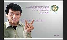 Rotary International is asking the world to join their fight against polio. Learn why.