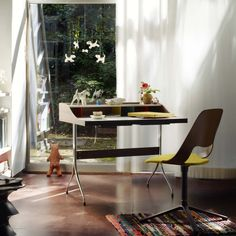 Home Desk, Vitra, designed by George Nelson