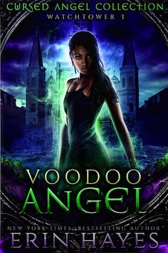 Guest Post and Giveaway ~ Voodoo Angel by Erin Hayes | fuonlyknew