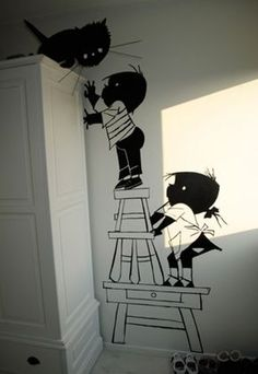 25 Gorgeous Wall Painting Ideas that so Artsy – Lovelyving – Baby Room 2020