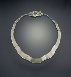 Jennifer Smith-Righter's classically beautiful necklace.