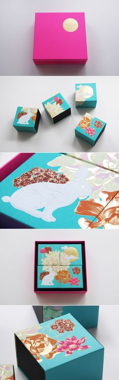 Moon Cake Packaging / by BLOW