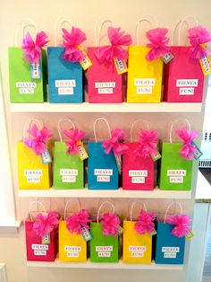 DIY:: Easy Party Favors