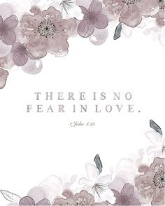 Daughter of Delight || there is no fear in love. 1 John 4:18 #shedelights #Jesus