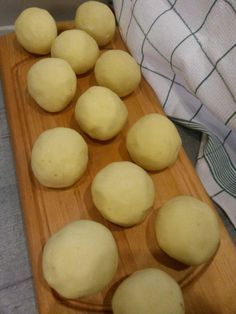 Kartoffelklöße fränkisch