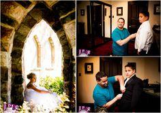 Vanessa and John's Royal Wedding at Stokesay Castle