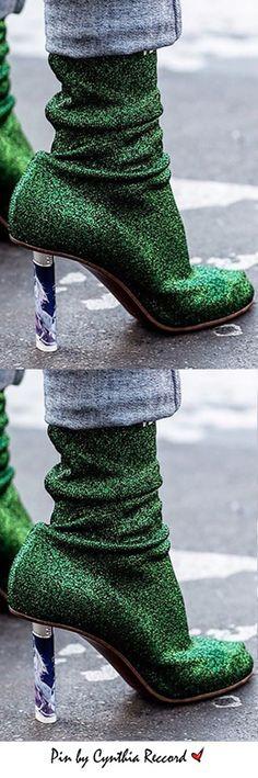 Vetement Stretch Boots | FW 2017 | cynthia reccord