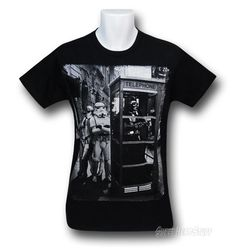 #StarWars Vader Phone Booth T-Shirt -$20