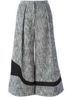 Shop Roksanda wide leg tweed culottes    in Projecteurs from the world's best independent boutiques at farfetch.com. Shop 300 boutiques at one address.