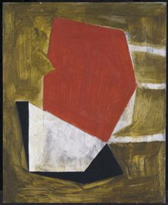 Wilhelmina Barns-Graham, 'Red Form' 1954