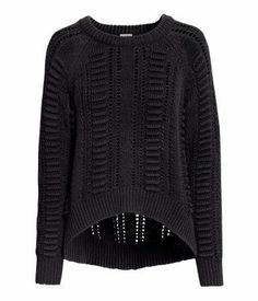 H&M sweater on The Chic Reporter