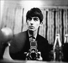Hipster George Harrison